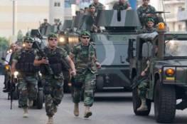 الجيش اللبناني: جاهزون لردع اي اعتداء اسرائيلي