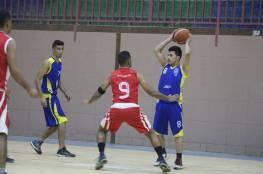 خدمات البريج يتفوق على جاره الشباب ويواصل صدارته بكرة السلة