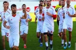 المنتخب الأولمبي يصطدم بسوريا في دورة الألعاب الآسيوية