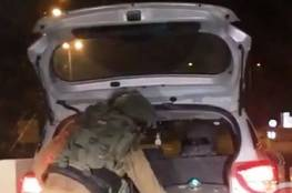 فيديو .. جهاز كاشف للأسحلة يستخدمه الاحتلال على الحواجز العسكرية
