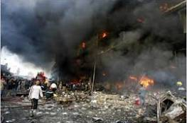 85 قتيلا و 350 جريحا في تفجير انتحاري وسط كابول