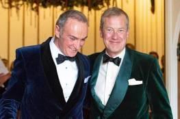 أول زواج مثلي في العائلة الملكية البريطانيّة!