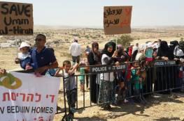 الاحتلال يقرر اغلاق ملف أم الحيران وعدم محاسبة قتلة الشهيد أبو القيعان