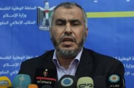حمد: اللجنة الإدارية ستنتهي فوراً حال قيام حكومة التوافق باتخاذ مواقف لصالح غزة