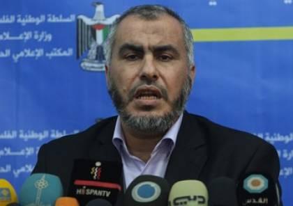 حماس: مصر لم تتصل بنا لتثبيت التهدئة