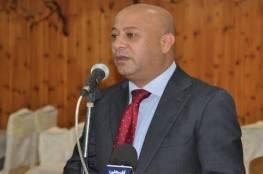أبو هولي يبحث مع حداد أوضاع اللاجئين في الأردن والأزمة المالية للأونروا