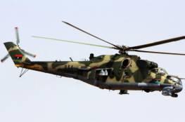 تحطم مروحية للجيش الليبي ومقتل طاقمها