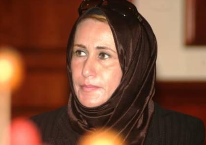 """نجاة أبو بكر: مساءلة رئيس الوزراء """"الحمد الله""""في قضية النقابات"""