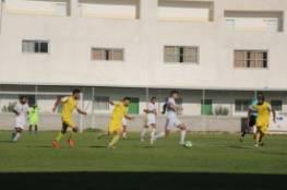 فيديو.. شباب جباليا يتفوق على غزة الرياضي
