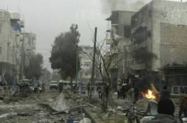 مقتل 12 مدنيًا إثر تفجير سيارة مفخخة في إدلب السورية