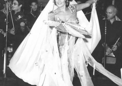 d5c3e0aa1 بالصور والفيديو… أمها فلسطينية.. 12 حكاية في حياة الراقصة نجوى فؤاد ...