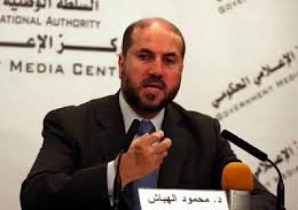 الهباش: لا الغاء للاتفاقات حسب خطاب الرئيس عباس بل التهديد بها ولا تنفيذ غدا