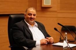 """منصور عباس يفشل تحقيقا بجرائم """"الشاباك"""" بحق فلسطينيي الداخل المحتل"""
