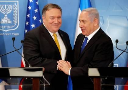 """بومبيو : """"الرب استخدم ترامب للدفاع عن إسرائيل.. مثل """"إيستر"""""""
