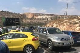 6 اصابات في حادث سير في نابلس