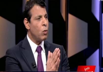 """شاهد.. دحلان : """"أبو مازن أذى الشعب الفلسطيني في غزة كما لم تؤذه إسرائيل"""""""