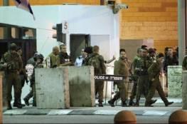 استشهاد شاب فلسطيني بزعم محاولة الطعن على حاجز شرق طولكرم