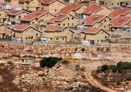 الاحتلال يشرع بتوسيع مستوطنة غرب الخليل
