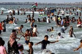 بلدية غزة تخلي مسؤوليتها عن أي حالة غرق على شاطئ غزة