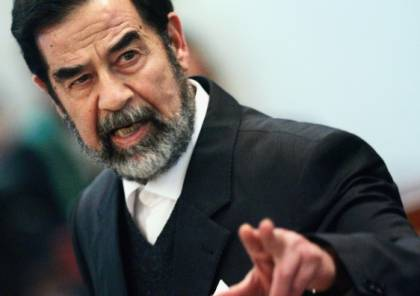 نصيحة صدام حسين الأساسية لأولاده على لسان رغد