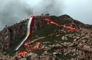 احتفالات الأكراد بعيد النيروز في جميع أنحاء العالم