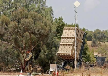 جيش الاحتلال ينشر بطاريات القبة الحديدية في الجنوب