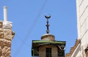 مسجد القزازين بالخليل