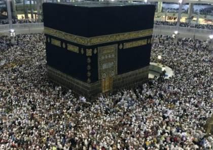 شاهد.. لحظة انتحار وافد باكستاني من سطح المسجد الحرام