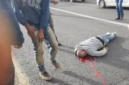 مصرع شاب فلسطيني دهسه باص إسرائيلي على شارع 60 جنوب بيت لحم