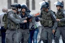 اعتقال شاب فلسطينى يشتبه تنفيذه عملية بعسقلان
