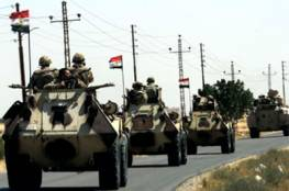 قصف مكثف.. شاهد: الجيش المصري يبدأ عملية عسكرية شاملة في سيناء