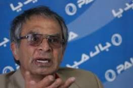 الوضع الفلسطيني ينذر بالانفجار فقد بلغ الاحتقان نقطة الاختناق..بسام ابو شريف