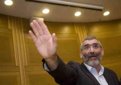 مُرشّحٌ إسرائيليٌّ للكنيست بدعمه نتنياهو : يجب تحويل غزّة إلى مقبرةٍ جماعيّةٍ