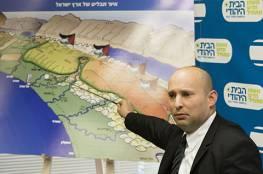 بينيت يخطط لقانون ضم مستوطنات الضفة إلى إسرائيل