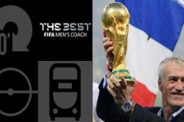 رسميًا .. ديشان أفضل مدرب في العالم 2018