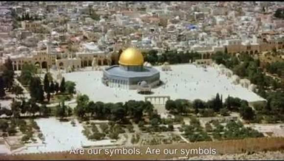 موطني مع أجمل مناظر من فلسطين    Palestine National Anthem with lyrics