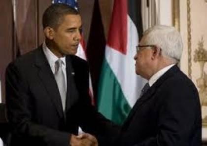 """اوباما : عباس شخصية """"نادرة"""" ظل ملتزماً باللاعنف وبالجهود الدبلوماسية"""