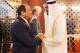 السيسي يلتقي محمد بن زايد في القاهرة