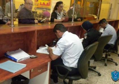 الشرطة: 63 ألف مسافر تنقلوا عبر معبر الكرامة وتوقيف 153 مطلوبا الأسبوع الماضي