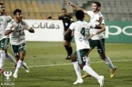 فيديو.. وادي يفتح رصيدا لأهدافه في بنك الدوري المصري