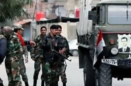 موسكو : الجيش السوري يسيطر على 95% من حلب حتى الان