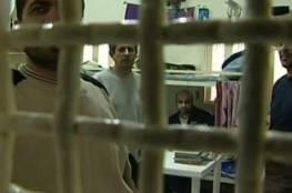 المصادقة على مشروع قانون لمنع الزيارات عن أسرى حركة حماس في سجون اسرائيل