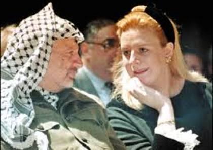 سهى عرفات : حملة معادية يشنها مغرّد سعودي تستهدفني للنيل من النضال الفلسطيني