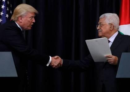 الرئيس عباس : ترامب يكافئ اسرائيل ويدمر عملية السلام