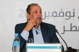 وفاة الكاتب والسياسي الفلسطيني سميح شبيب