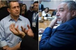 """شجار وصراخ بين ليبرمان ورئيس الشاباك بسبب """"لم شمل الفلسطينيين"""""""