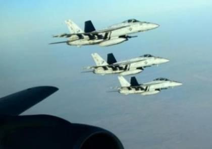 """مقتل 150 مسلحا من """"داعش"""" بغارات لأميركا على سوريا"""