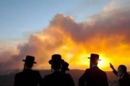الشرطة الإسرائيلية: لم يثبت لدينا ان الحرائق كانت على خلفية قومية