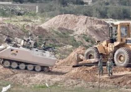 جيش مصر يعلن عن تدمير نفقين على حدود غزة