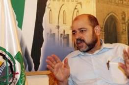 أبو مرزوق: اليوم تسليم رد فتح على الورقة المصرية والتي إجابت عليها حماس بالإيجاب